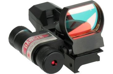 Sightmark Laser Dual Shot Reflex Sight SM13002
