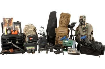 Z.E.R.O. Zombie Extermination, Research and Operations Kit by OpticsPlanet