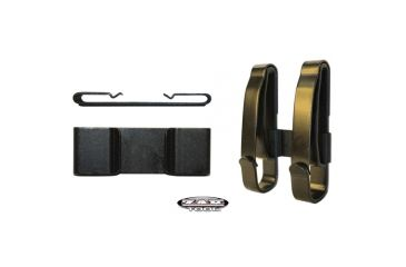 SECURES TWO ZT55 KEY RING HOLD