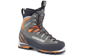 2090 Mountain Pro Evo GTX RR Mountaineering Boot - Men's Graphite/Orange 44.5
