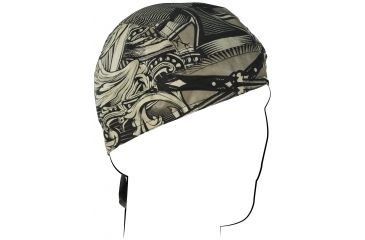 Zan Headgear Flydanna Aces & Swords Z685