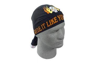 Zan Headgear Flydanna Ride It Like You Stole It Z425