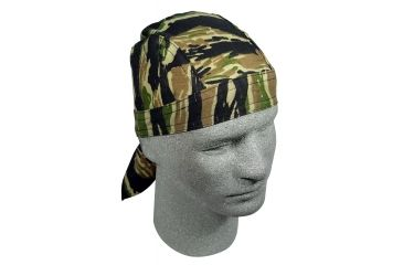 Zan Head Gear Camouflage Flydanna Biker Head Wraps