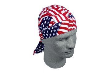 Zan Headgear Flydanna Wavy American Flag Z265