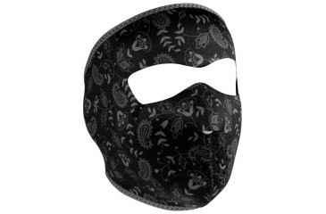 4-Zan Headgear Full Mask, Neoprene