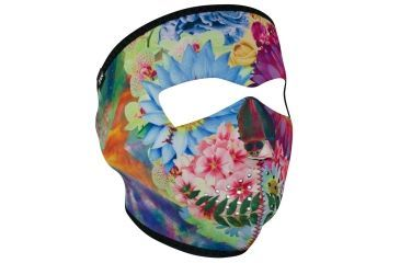 7-Zan Headgear Full Mask, Neoprene