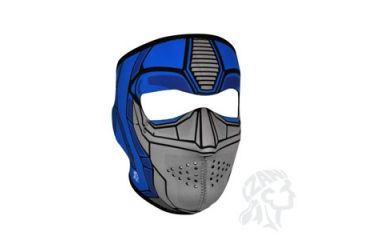 Zan Headgear Full Mask, Neoprene, Guardian WNFM086