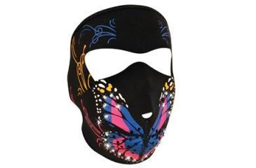 25-Zan Headgear Full Mask, Neoprene