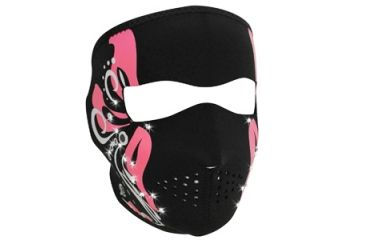 24-Zan Headgear Full Mask, Neoprene