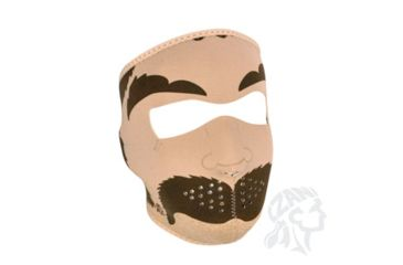 35-Zan Headgear Full Mask, Neoprene