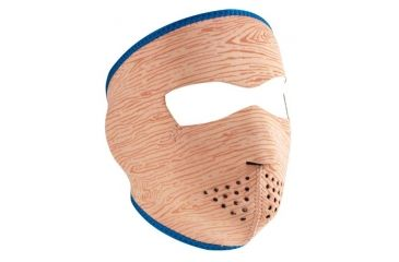 8-Zan Headgear Full Mask, Neoprene