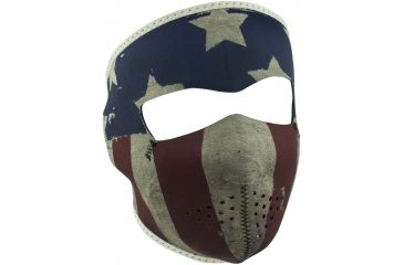 9-Zan Headgear Full Mask, Neoprene