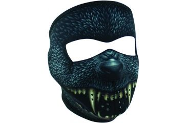 15-Zan Headgear Full Mask, Neoprene