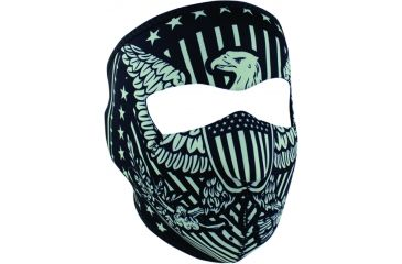 12-Zan Headgear Full Mask, Neoprene