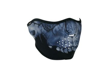 9-Zan Headgear Neoprene Half Mask