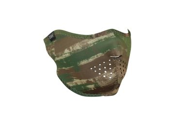 60-Zan Headgear Neoprene Half Mask