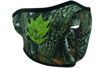 55-Zan Headgear Neoprene Half Mask