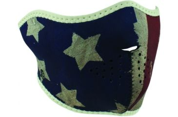 25-Zan Headgear Neoprene Half Mask