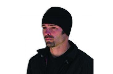 Zan Headgear Helmet Liner Black Coolmax WHLC114