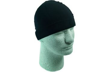Zan Headgear Helmet Liner Black Nylon Dome ND001