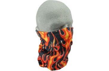 Zan Headgear Motley Tube Classic Flames T223