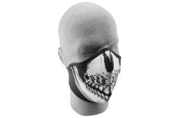 Zan Headgear Neo-X Face Mask Skull Face WNX002