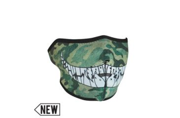 56-Zan Headgear Neoprene Half Mask