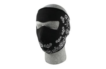 1-Zan Headgear Full Mask, Neoprene