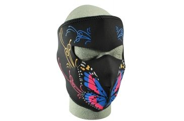 32-Zan Headgear Full Mask, Neoprene