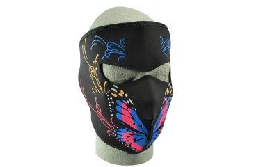 Zan Headgear Neoprene Face Mask Butterfly WNFM041