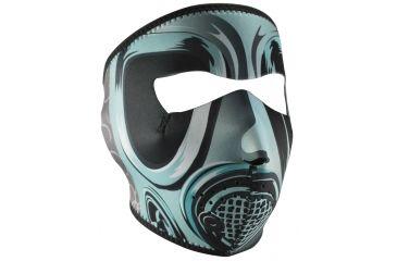 Zan Headgear Neoprene Face Mask, Gas Mask WNFM064