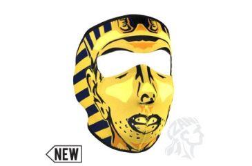 Zan Headgear Neoprene Face Mask, King Tut WNFM076