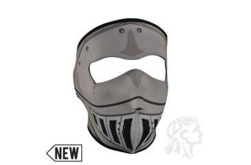 Zan Headgear Neoprene Face Mask, Knight WNFM069