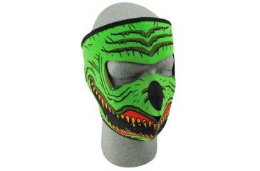 Zan Headgear Neoprene Face Mask Rat Fiend WNFM046