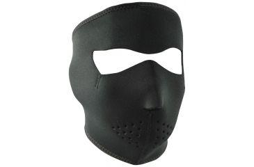Zan Headgear Neoprene Face Masks - Oversized, Black WNFMO114