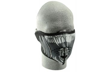 15-Zan Headgear Neoprene Half Mask