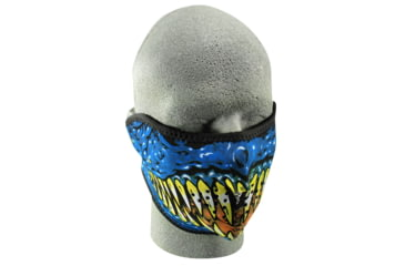 36-Zan Headgear Neoprene Half Mask