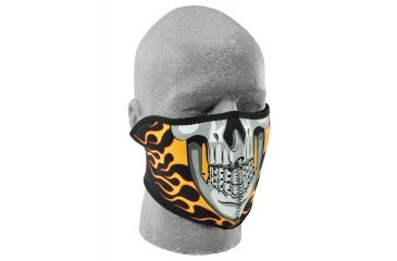 18-Zan Headgear Neoprene Half Mask