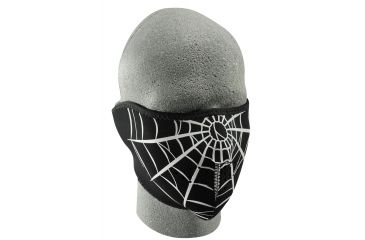 24-Zan Headgear Neoprene Half Mask