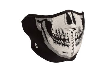 62-Zan Headgear Neoprene Half Mask