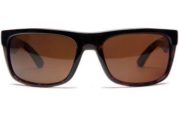 Zeal Optics Essential Mens Sunglasses, Demi Tortoise Frame and Polarized Copper Lens 10005