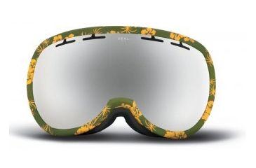Zeal Optics Level Goggles, Maui Wowie, Metal Mirror Lens 10464
