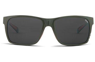 Zeal Optics Zeal Optics Brewer Sunglasses Full Fatigue Frame, Dark Grey Lenses, Polarized 10515