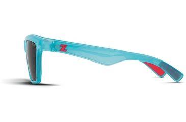 Zeal Optics Zeal Optics Kennedy Sunglasses Reflection Blue Frame, Dark Grey Lenses, Polarized 10648