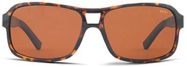 Zeal Optics Zeal Optics Tofino Sunglasses Colorado Tortoise Frame, Copper Lenses, Polarized 10656