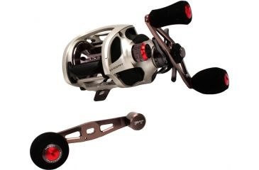 Zebco EXO Pt 300sz Right Hand BC Reel, 5.3 to 1 174761