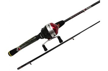 Zebco rhino spincast combo 602m rsc3cgtb 12 ns3 33 off for Rhino fishing pole