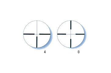 Available Reticles of Zeiss Classic Diatal 6x42 T* Riflescopes