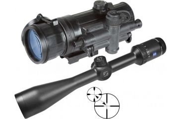 5-Zeiss Conquest HD5 2-10X42mm Rifle Scope