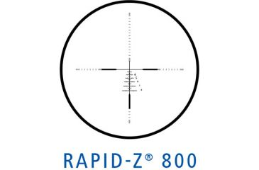 Rapid-Z 800 Reticle